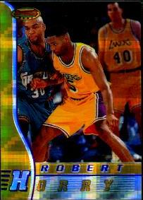1996-97 Bowman's Best Atomic Refractors #20 Robert Horry