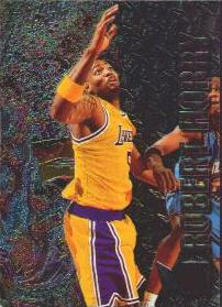 1996-97 Metal #182 Robert Horry