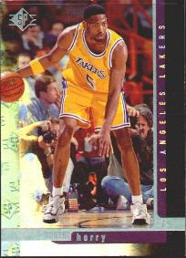 1996-97 SP #52 Robert Horry