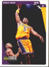 1997-98 Collector's Choice #271 Robert Horry