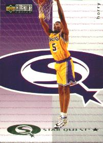1997-98 Collector's Choice StarQuest #99 Robert Horry