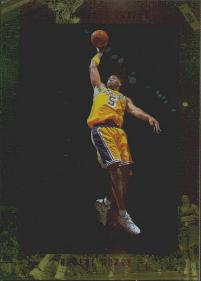 1997-98 SP Authentic #70 Robert Horry