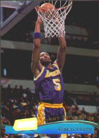 1997-98 Stadium Club First Day Issue #161 Robert Horry