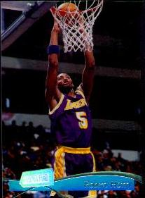 1997-98 Stadium Club Members Only I #161 Robert Horry