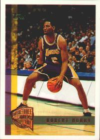 1997-98 Topps Minted in Springfield #95 Robert Horry
