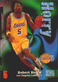 1997-98 Z-Force Rave #59 Robert Horry #ed to 399