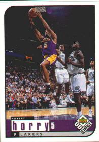1998-99 UD Choice #70 Robert Horry