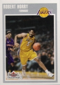 2002-03 Fleer Tradition Crystal #65 Robert Horry #ed to 199