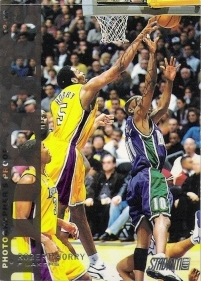 2002-03 Stadium Club Photo Proof Parallel #19 Robert Horry #ed to 500