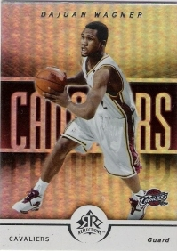 2005-06 Reflections #17 Dajuan Wagner