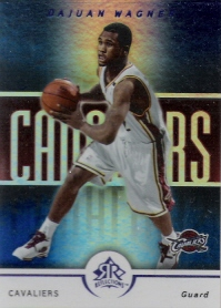2005-06 Reflections 50 #17 Dajuan Wagner #ed to 50