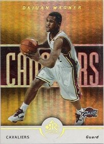 2005-06 Reflections 5 #17 Dajuan Wagner #ed to 5
