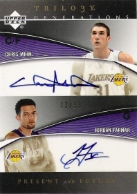 Mihm, Chris/Farmar, Jordan